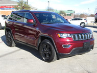 SOLD 2017 Jeep Grand Cherokee Laredo Edition Stock# 804572