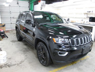 2017 Jeep Grand Cherokee Laredo Black Mountain Edition Stock# 804568