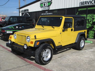 2004 Jeep Wrangler Unlimited LJ Stock# 792414