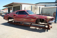 1969 Ford Mustang Sportsroof Project Stock# 161403
