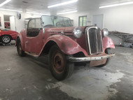 1951 Singer Roadster project Stock# D2062W