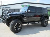 2017 Jeep Wrangler Rubicon 4dr Black Mountain Conversion STAGE 2 Stock# 731060