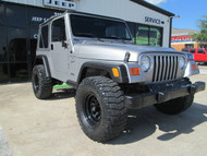 Sold 2001 Jeep Wrangler Sport STOCK# 333421