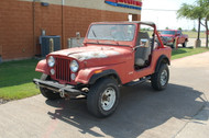 1984 Jeep CJ-7 Ranch/Hunting/Fun Jeep Stock# 019550