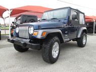 2004 Jeep Wrangler STOCK # 726150