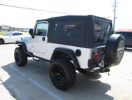 2005 Jeep Wrangler Unlimited LJ Stock # 334291