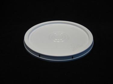 4 Gallon White Food Grade Plastic Lids