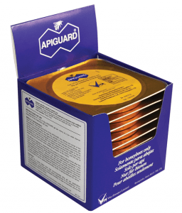 Apiguard 50g Foil Pack - case of 10