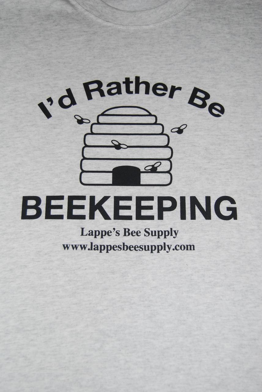 Beekeeping T-Shirt Rather Be Beekeeping