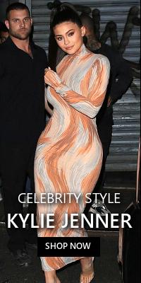 Celebrity Style - Kylie Jenner