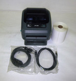 Zebra ZP505 Thermal Label Printer USB & Ethernet Connections with 250 labels