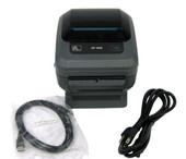 Zebra ZP500 ZPL Thermal Printer USB connection with 250 labels Replaces LP2844