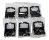 NEW 6 RIBBONS ITHACA 100-7565  BLACK RIBBON Generic