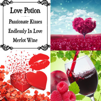 Love Potion Wax Melts - RTS Clamshell