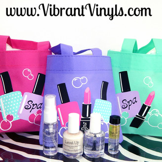 Spa Tote Gift Set