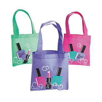 Mini Spa Tote Bag