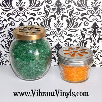 Fragrance Crystal Jars