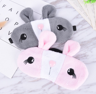 Cooling Insert Bunny Eye Mask