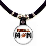 Football mom necklace