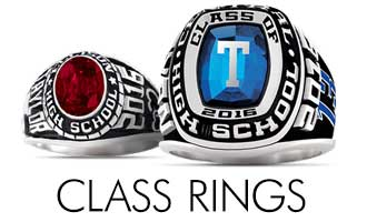Rocky Mountain Balfour Class Rings