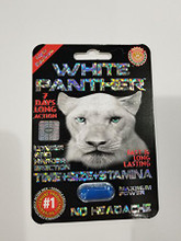 White Panther Sexual Enhancement Pill