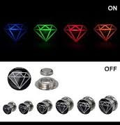 LIGHT UP DIAMOND PLUGS