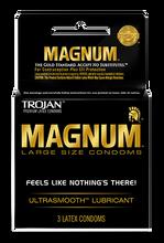 Magnum Condoms 3 Pack