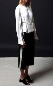 Latham Blouse - Ivory