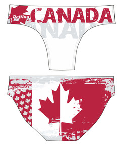 DELFINA MALE CANADA WATER POLO SUIT