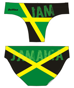 DELFINA MALE JAMAICA WATER POLO SUIT