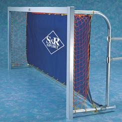 WATER POLO WALL GOAL REPLACEMENT SHALLOW END CANVAS, ROYAL