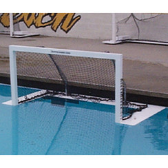 S & R SPORT MINI FLOATING WOODEN WATER POLO GOAL