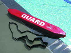 LIFEGUARD RESCUE TUBE, 50""
