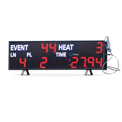 COLORADO DOLPHIN PORTABLE SCOREBOARD