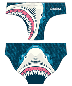DELFINA MALE JAWS WATER POLO SUIT