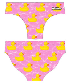 DELFINA MALE RUBBER DUCKY WATER POLO SUIT