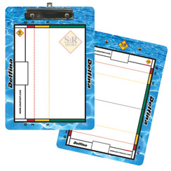 S&R SPORT DOUBLE SIDED DRY ERASE CLIPBOARD
