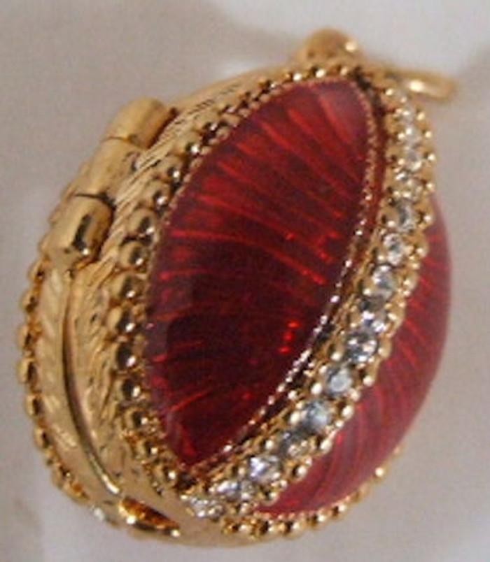 Faberge Egg Pendant #122203
