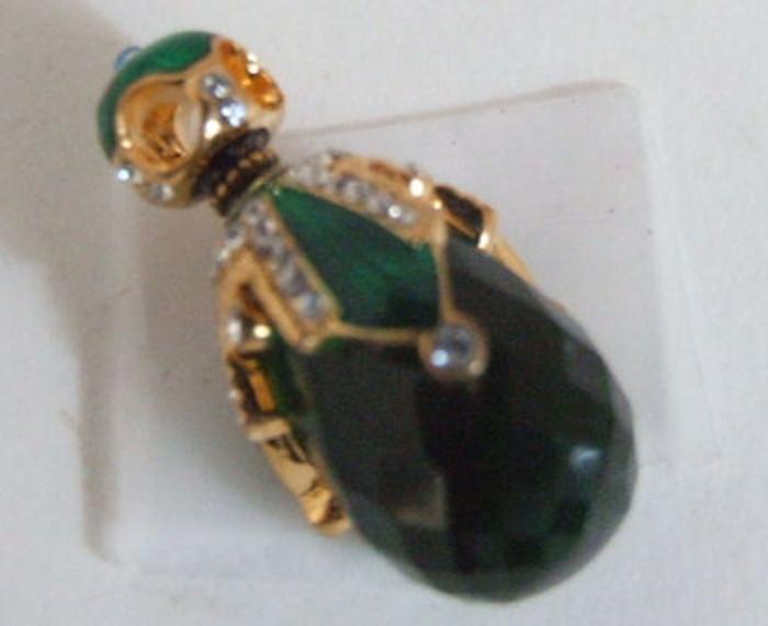 Faberge Egg Pendant #14043