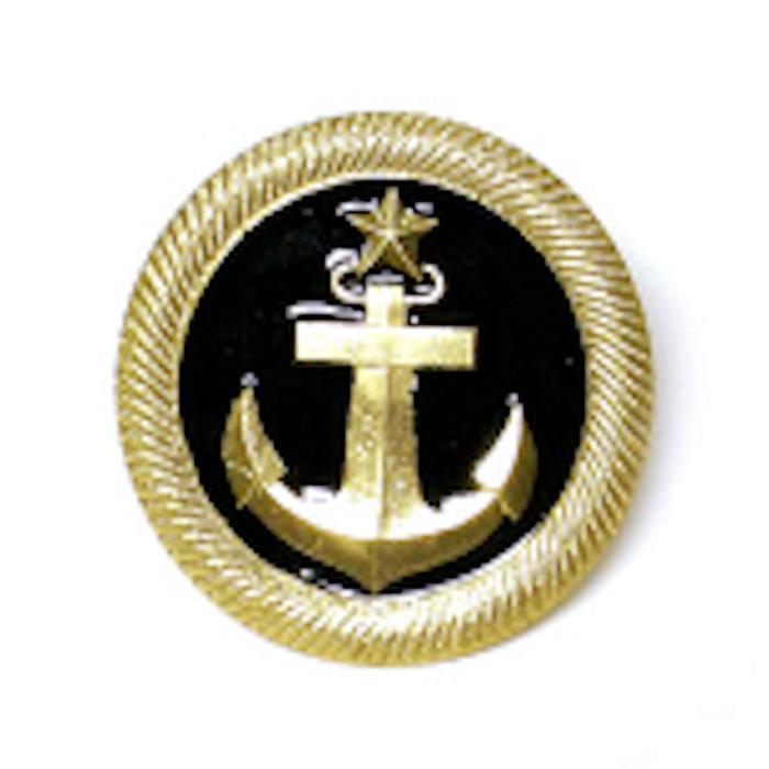 Russian NAVY Cadet Uniform Hat Badge Cockade