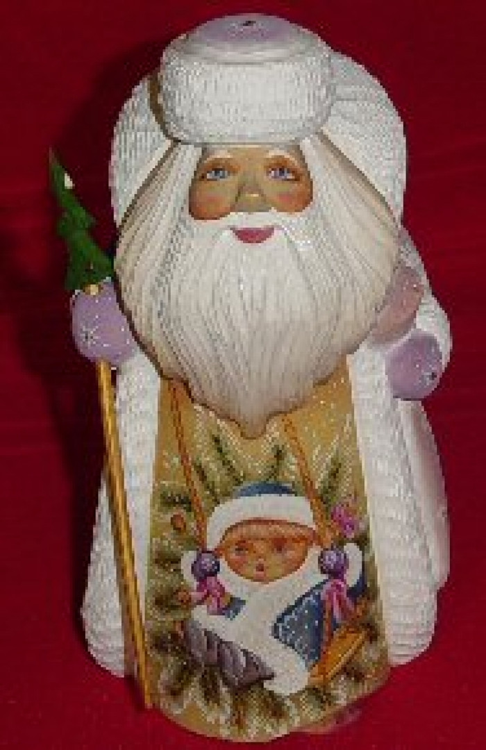 Handcrafted Father Frost