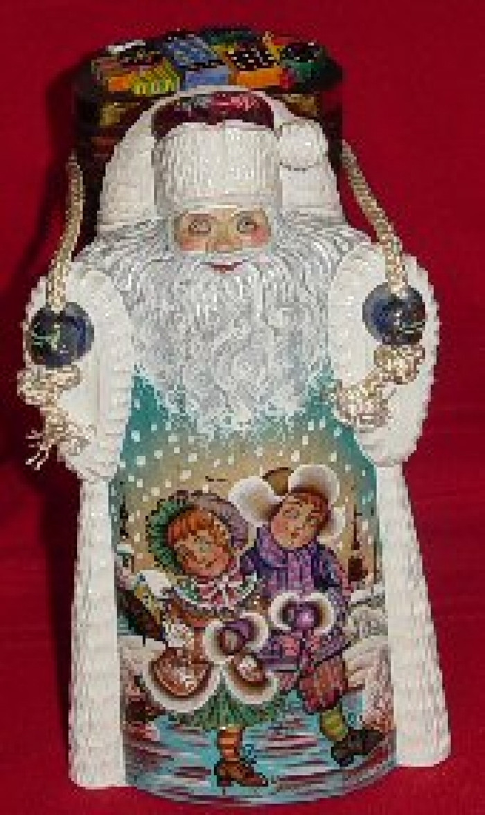Handcrafted Father Frost 2