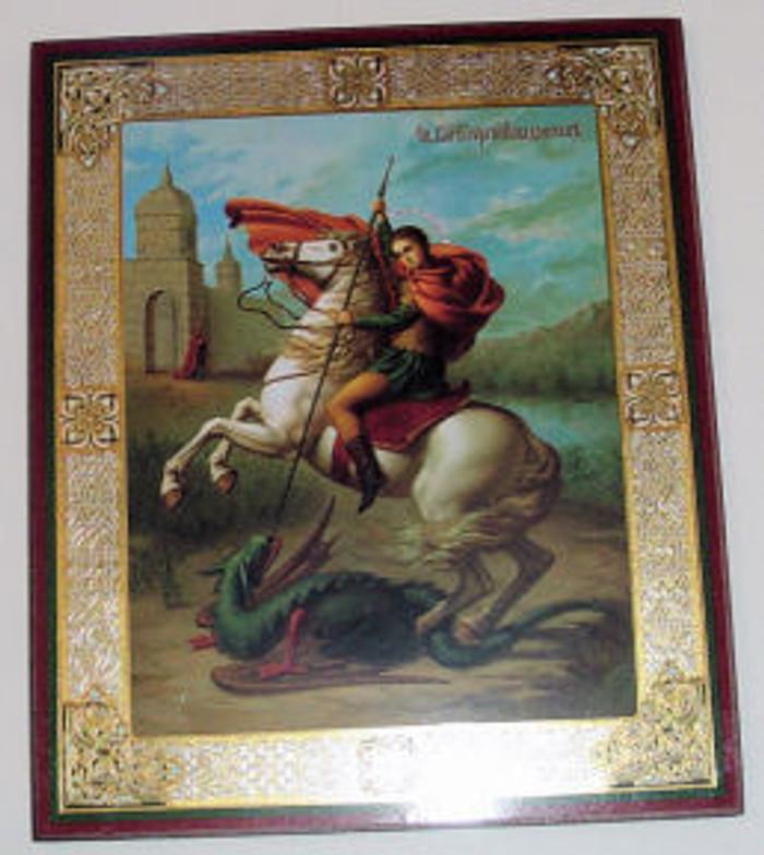 Russian Icon