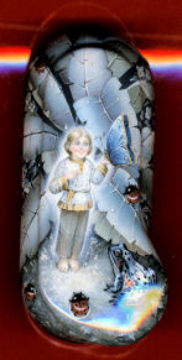 """The Boy in Magicland"" by Tamara Volodina"