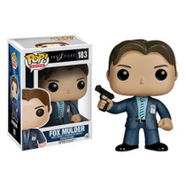 Funko X-Files Fox Mulder Pop! Vinyl Figure