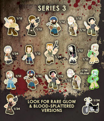 Funko Walking Dead Series 3 Mystery Minis Mystery Box [12 Packs]