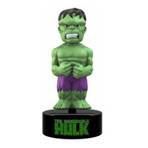 The Incredible Hulk Marvel Comics Solar-Powered Bobble Head