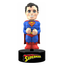Superman DC Comics Solar-Powered Bobble Head