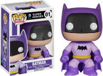 Funko Batman 75th Anniversary Purple Rainbow Batman Pop! Vinyl Figure