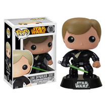 Funko Star Wars Jedi Luke Skywalker Pop Vinyl Bobble Head